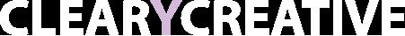 Cleary Creative Logo - Light